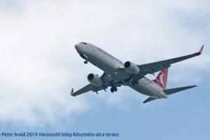 A Kőbányai Önkormányzat fellép a repülőgépzaj ellen