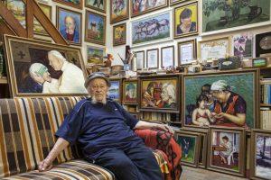 Meiszter Kálmán festőművész búcsúztatójának időpontja